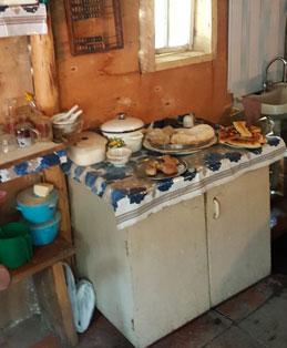 מטבח מקומי