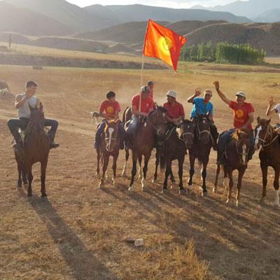 טיול ג'יפים בקירגיסטן